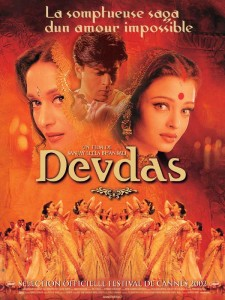 Devdas est disponible en DVD