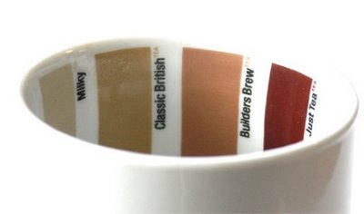 cuppa mug thé au lait tea with milk