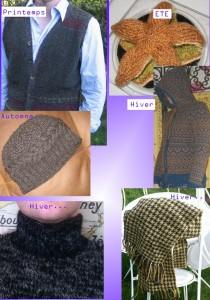le tricot des saisons